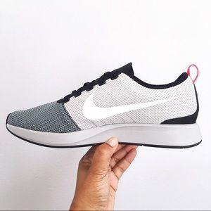 Nike Dualtone Racer Black White Pale Grey Men 10.5 NWT